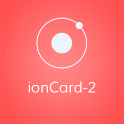 Card2 - Ionic Card Component