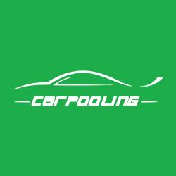 Carpooling or Rideshare  Mobile App