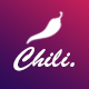 Chili - Ionic 3 marketplaces app with admin panel