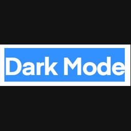 Dark Mode Theme Ionic 5
