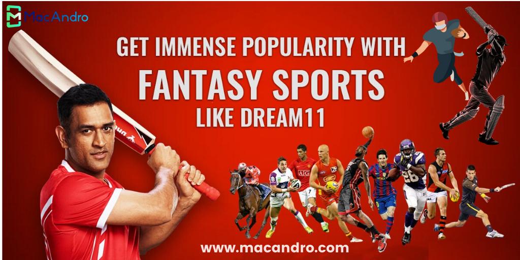 Dream11 Clone to kick start a Sports Betting App