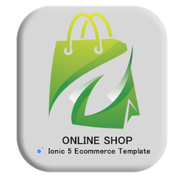E-commerce Template Ionic 5
