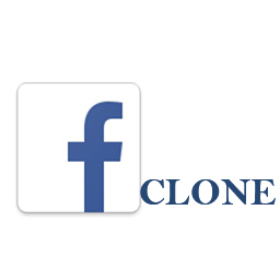 Facebook UI Clone theme free download - Ionic 2 and Meterial Design Icons
