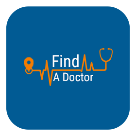 Find a doctor ionic 4