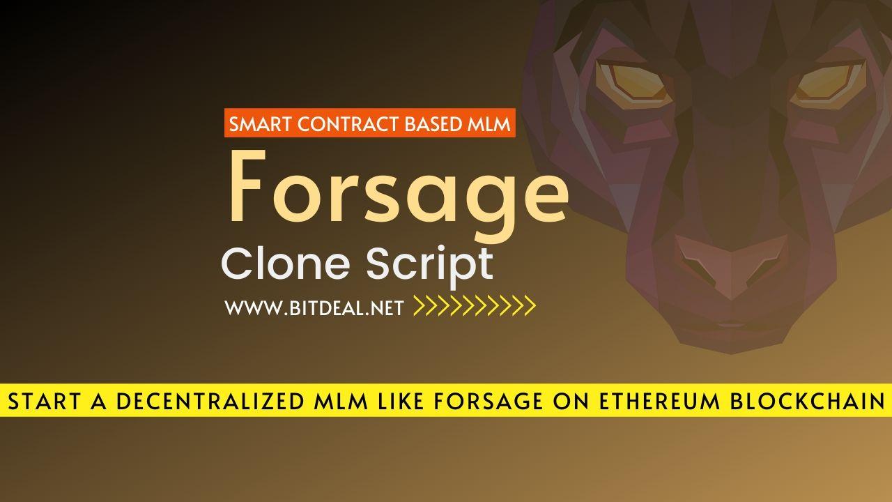Forsage Clone Software Development