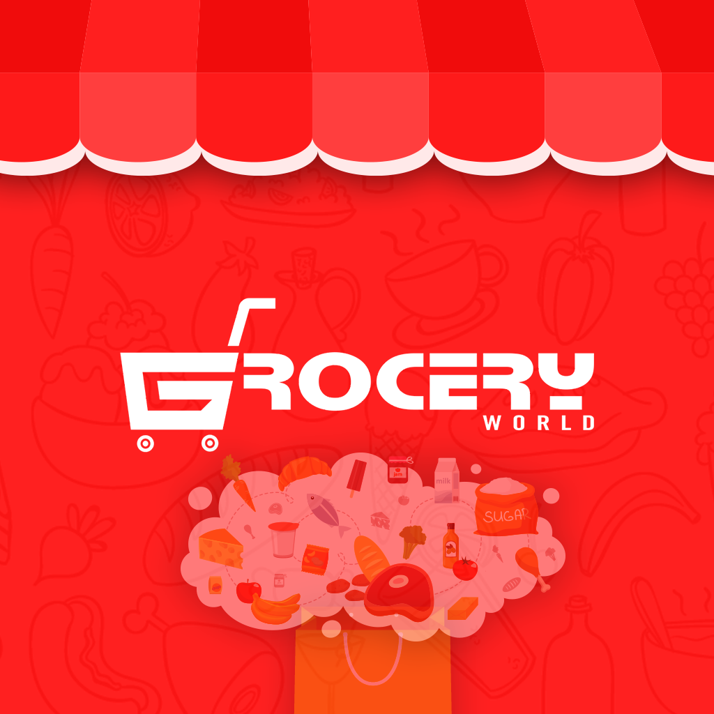 Grocery World - With Vibration Alert