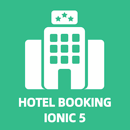 Hillside - A Hotel Booking Theme UI App By Ionic 5 Angular 9 Latest