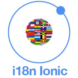 i18n Ionic - Full Application