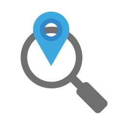 Input Location Selector