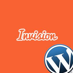 Invision  Ionic WordPress App