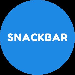 ion-snackbar
