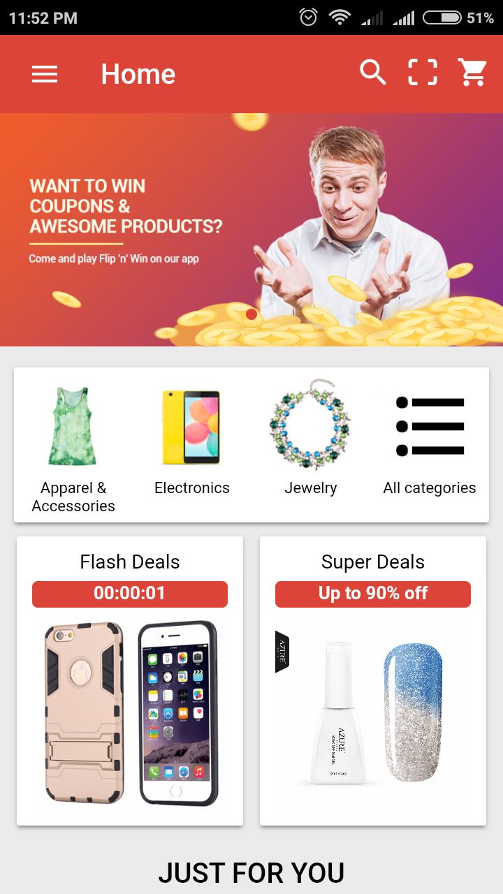 Ionic-2-ecommerce-ui - Ionic Marketplace