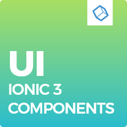 Ionic 3 / Angular 6 UI Theme / Template App - Multipurpose Starter App - Gradient Blue Light