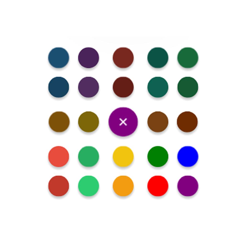 ionic 3 color picker