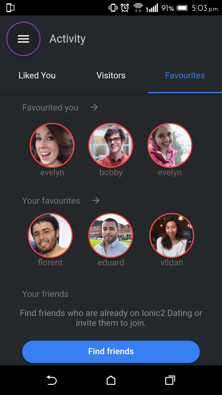 Hater dating app reddit