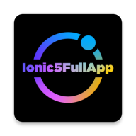 Ionic 5 Full Starter App - PRO VERSION