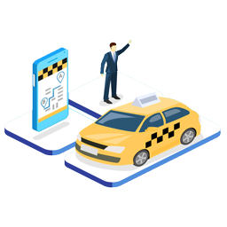 Ionic 5 Taxi Booking Platform - User, Driver and Admin App with Firebase