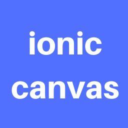ionic-canvas