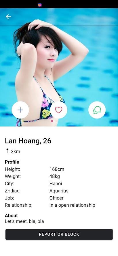 Dating marketplace