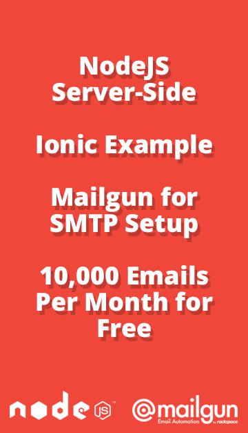 Ionic-email-composer-nodejs-nodemailer-mailgun - Ionic