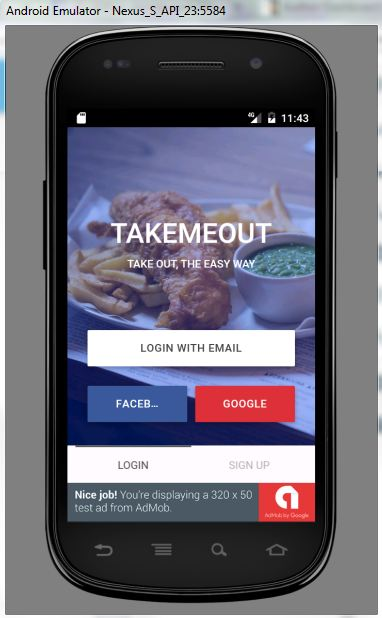 Ionic-firebase-multi-restaurant-online-food-ordering-system