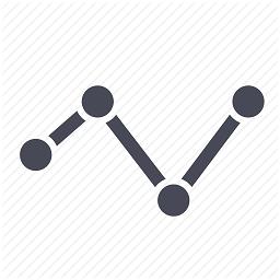 ionic line chart