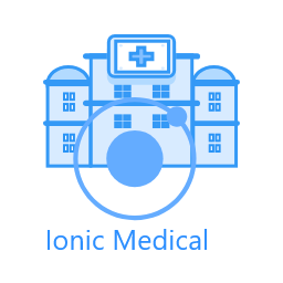 Ionic Medical Center Theme