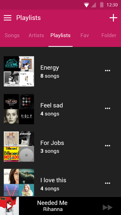 Ionic-mp3-music-player - Ionic Marketplace