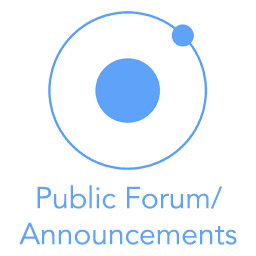 Ionic Posts/Announcements