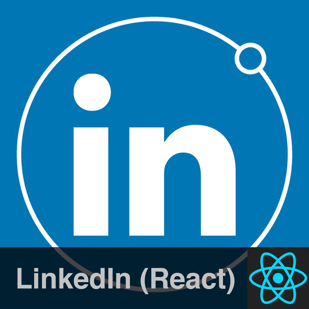 Linkedin UI React