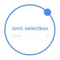Ionic selectbox