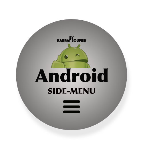 Ionic SideMenu for android