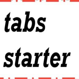ionic tabs starter templates