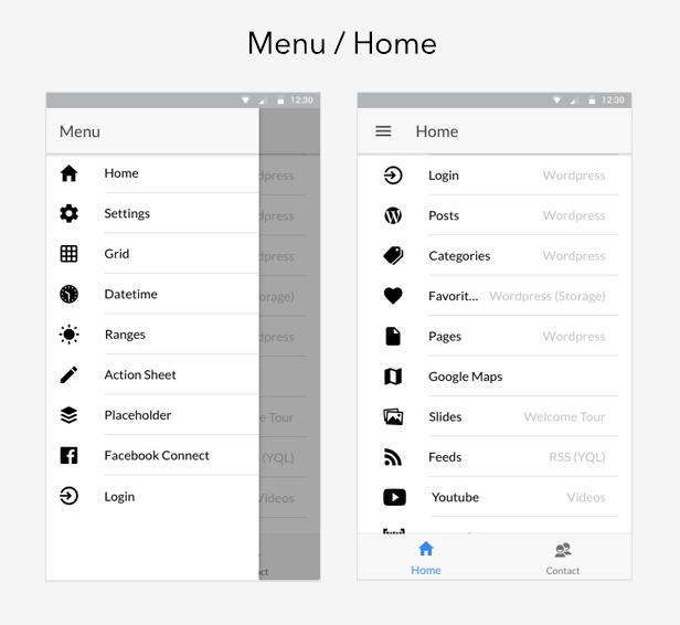 Ionic2-app - Ionic Marketplace