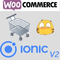 Ionic2WooStore - ionic 2 App for WooCommerce