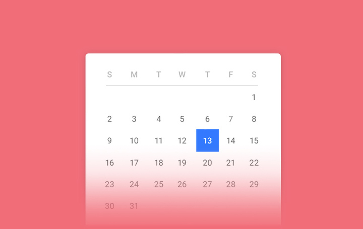 Does Ionic Plan On Implementing a Calendar Datepicker