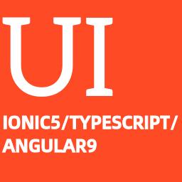 IonPose - Multipurpose Ionic5 App RTL  Dark Mode  15 Theme Colors  Multi-Language Support