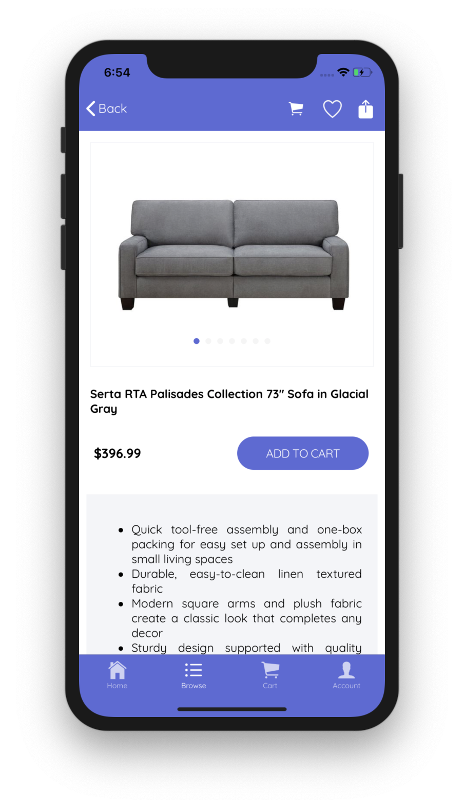 Ionshop 2 Ionic 4 Starter Template For E Commerce Based Apps