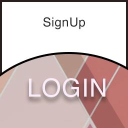 Login SignUp Form