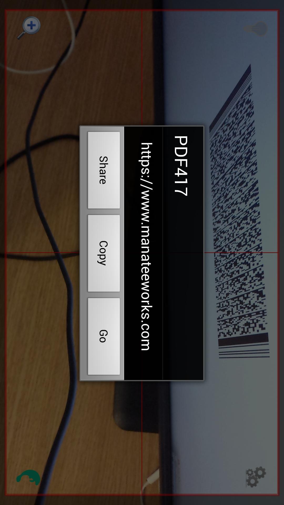 Manateeworks-barcodescanner - Ionic Marketplace