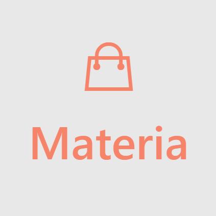 Materia e-commerce