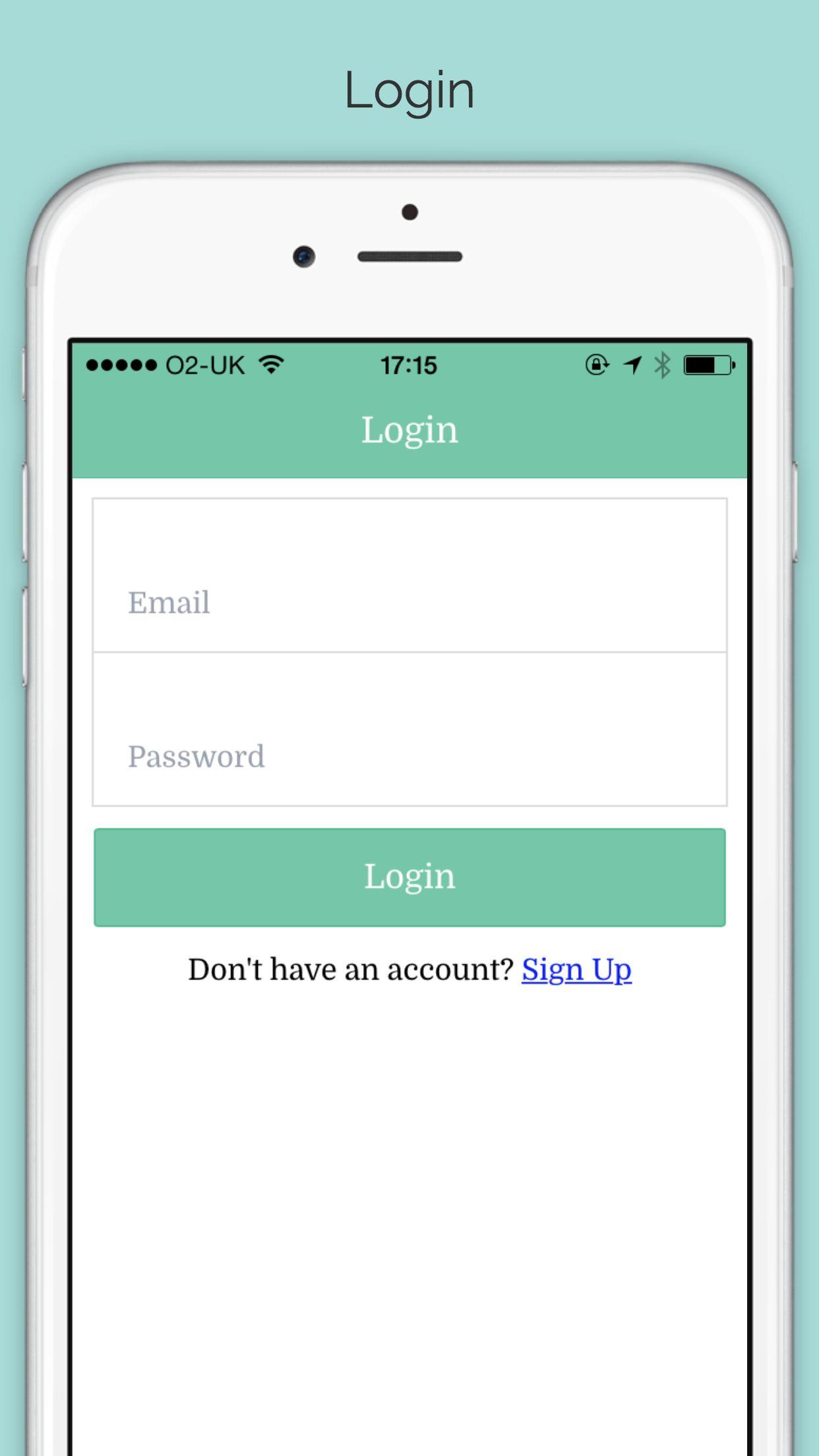 Mealtracker-parse-starter-app - Ionic Marketplace