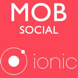 MobSocial - Hybrid App Template