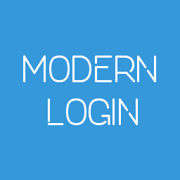 Modern Login and Registration Template