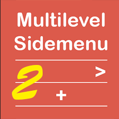 Multilevel Sidemenu 2