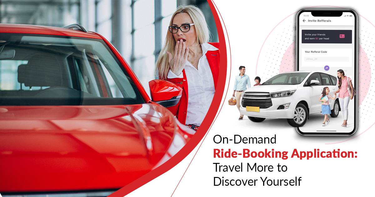 On-Demand Ride-Booking Application