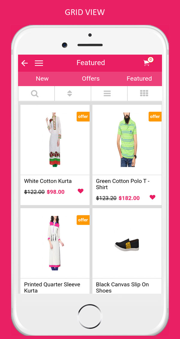 Opencart-mobile-app-ionic-andriod-ios-for-ecommerce-platform