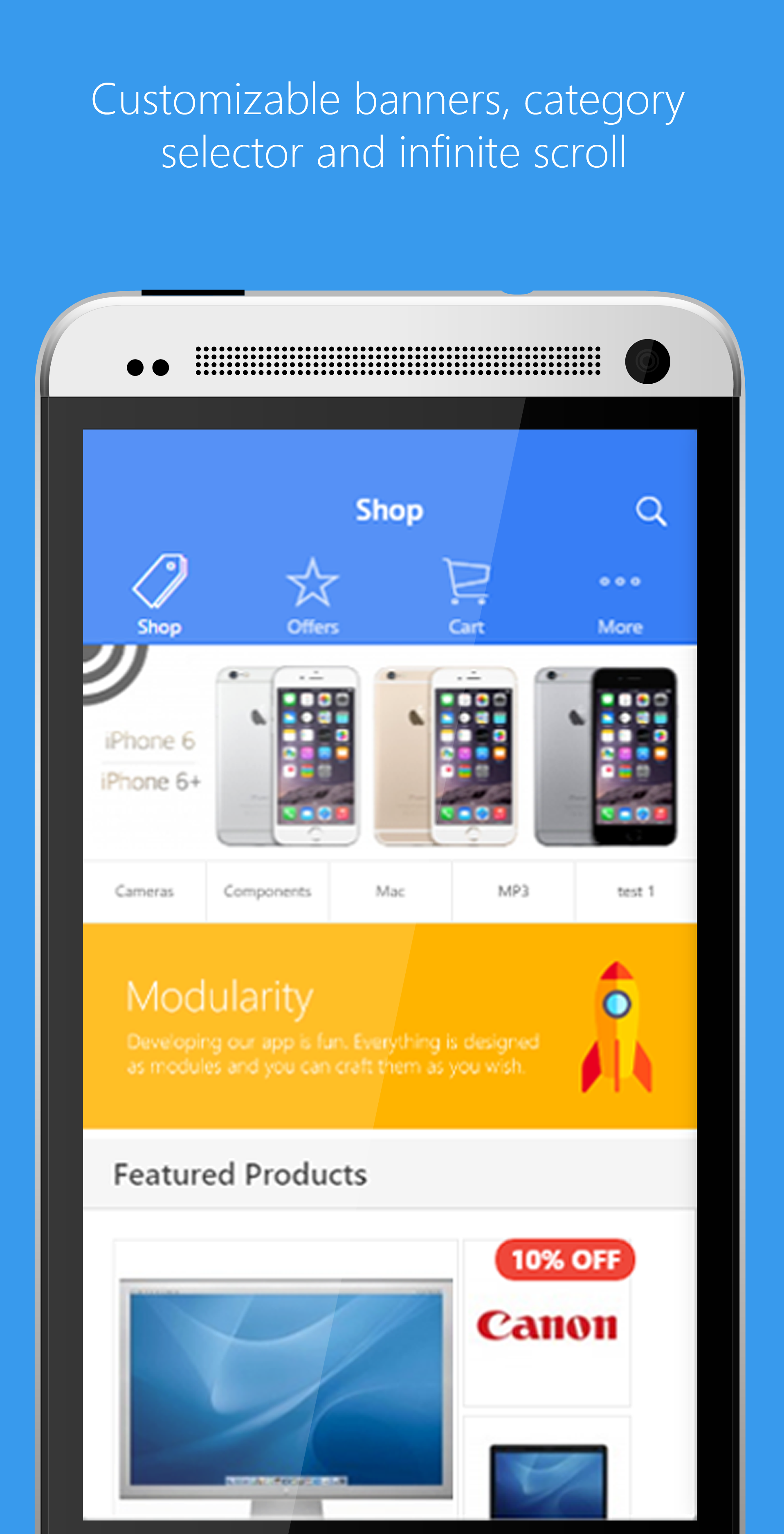 Opencart-mobile-shopping-cart-app-with-api-ionic-i2cs