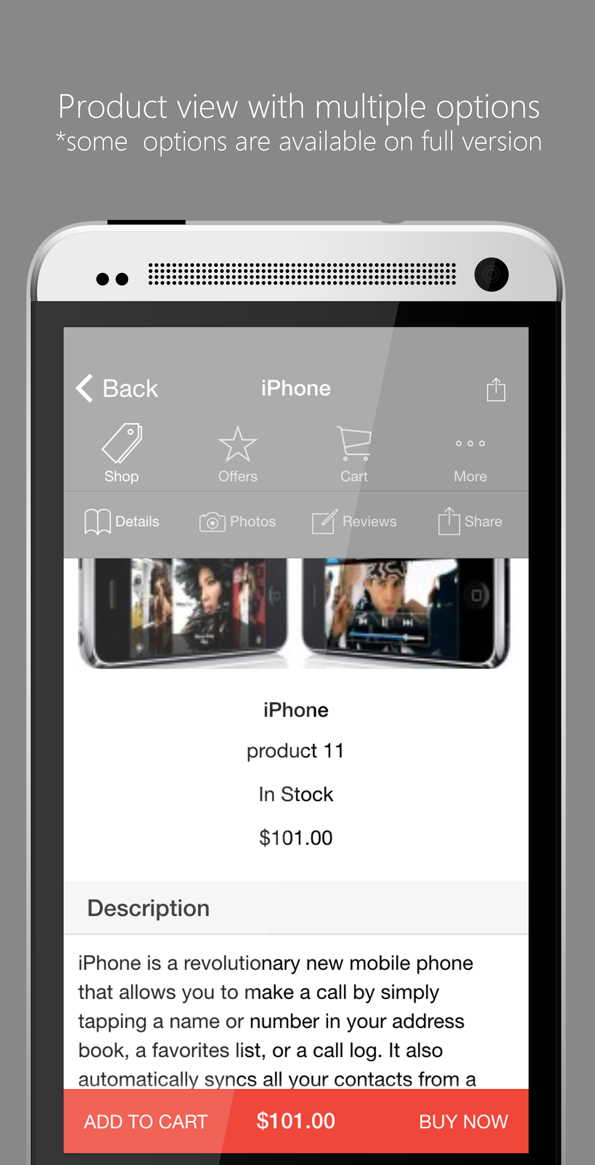 Opencart-mobile-shopping-cart-lite-app-with-api-by-i2cs-free