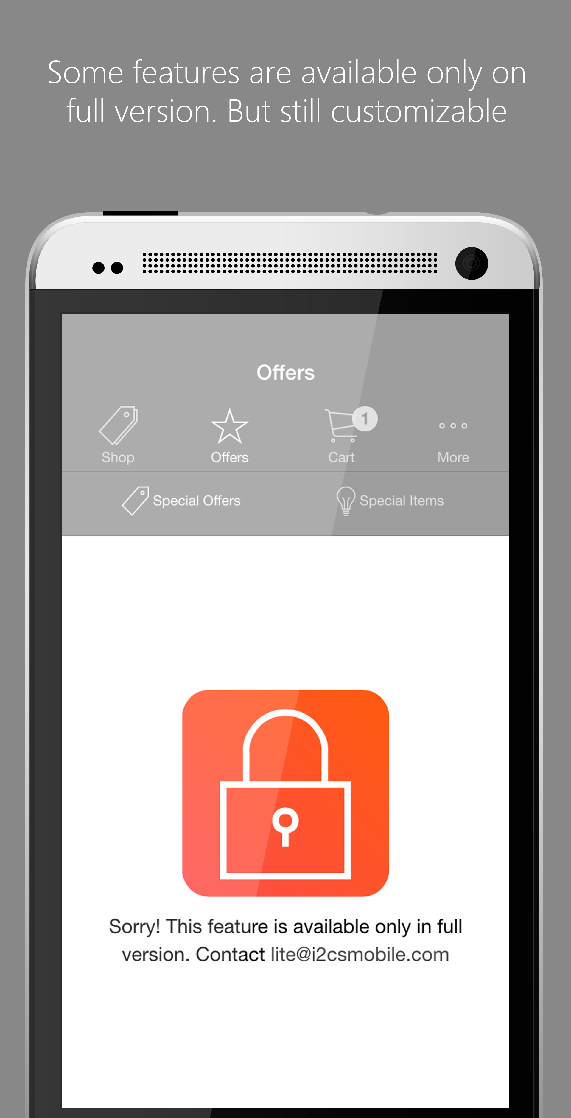 Opencart-mobile-shopping-cart-lite-app-with-api-by-i2cs-free-version